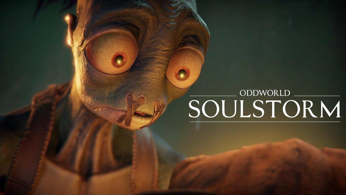 Oddworld: Soulstorm Revisión de Xbox One