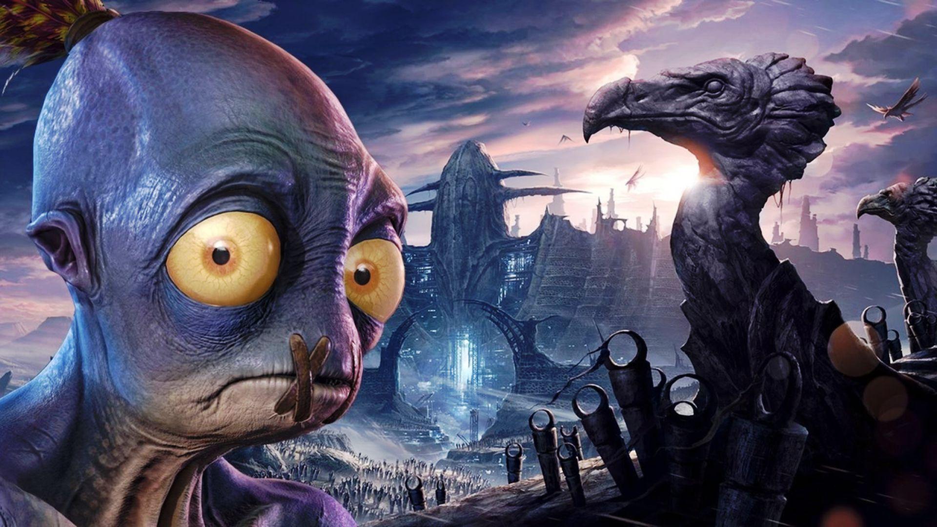 Oddworld Soulstorm - Generación Xbox